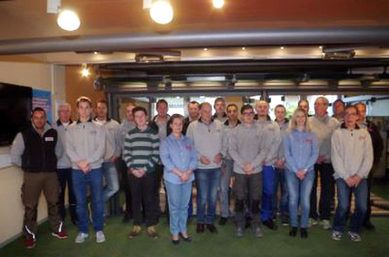 Team der Konrad GmbH